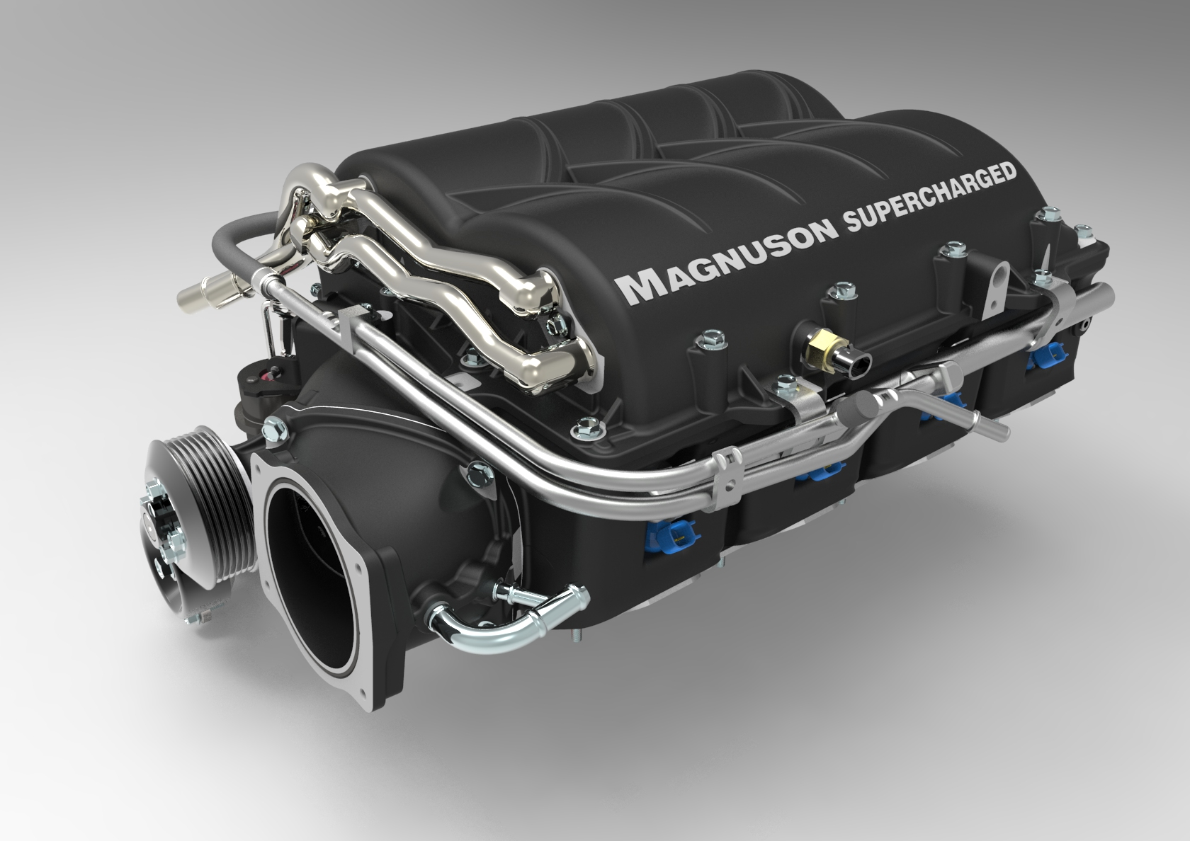 Vf Magnuson Heartbeat 2300 Kit C Amp A Auto Fashion