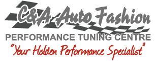 C&A Auto Fashion Logo